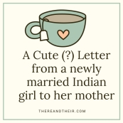 A Cute (_) Letter from a newly married Indian girl to her mother.jpg