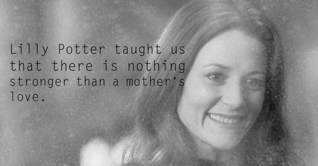 Lily Potter - See the 30 Things That Harry Potter taught us