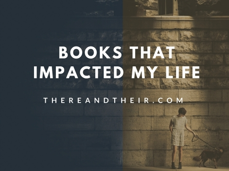Books That Impacted my Life