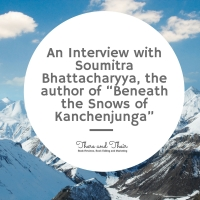 INTERVIEW WITH RAKHI JAYASHANKAR, AUTHOR OF WAVES IN THE SKY